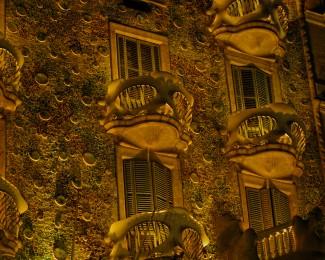 Casa Battlo, A Gaudi Tour in Barcelona