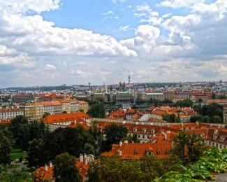 Prague wanderlust
