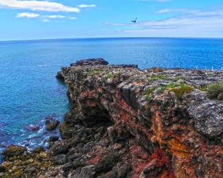 Boca do Inferno - A day trip from Lisbon Portugal
