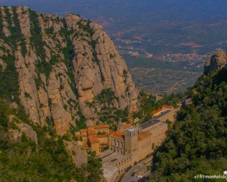 Montserrat - a great day trip from Barcelona