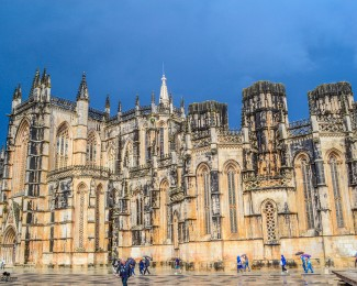 The Breathtaking Batalha Monastery