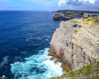 Cape St Vincent Portugal Algarve