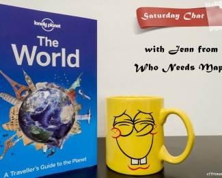 Saturday Chat Interview with Jenn from Who Needs Maps