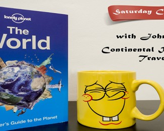 Saturday Chat with John from Continental Breakfast Travel