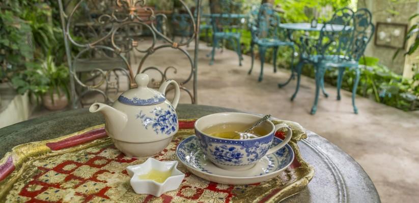 Infinitea Tea House Bucharest