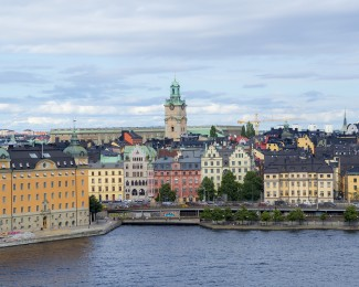There are few cities that truly stole my heart and Stockholm is one of them