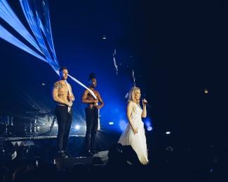 Ellie Goulding - Delirium World Tour - Live concert in Milan