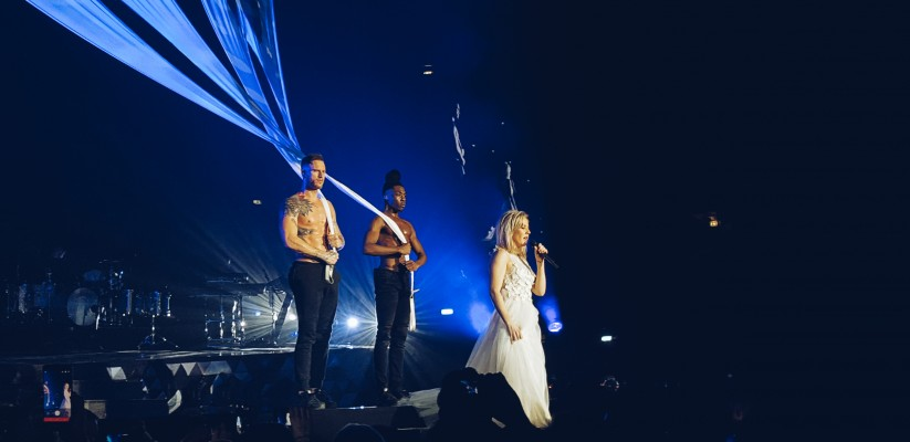 Ellie Goulding - Delirium World Tour - Live concert in Milan