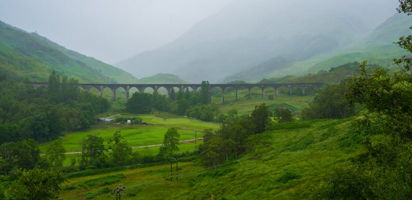 Highlands tour in Scotland
