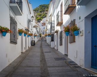 5 Towns In Andalusia You Must Visit: Mijas