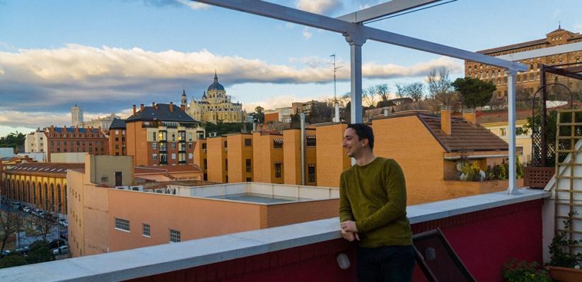 Weekend trip in Madrid