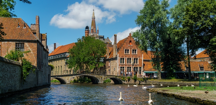 This is why you need to visit Bruges
