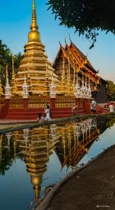 Wat Phantao Temple Chiang Mai