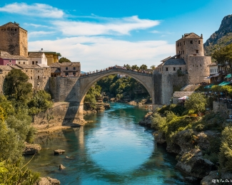 Stari Most, Mostar