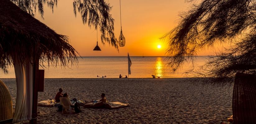 Peaceful Koh Lanta, Thailand